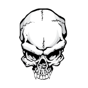 Evil skull png. Full color mug spreadshirt
