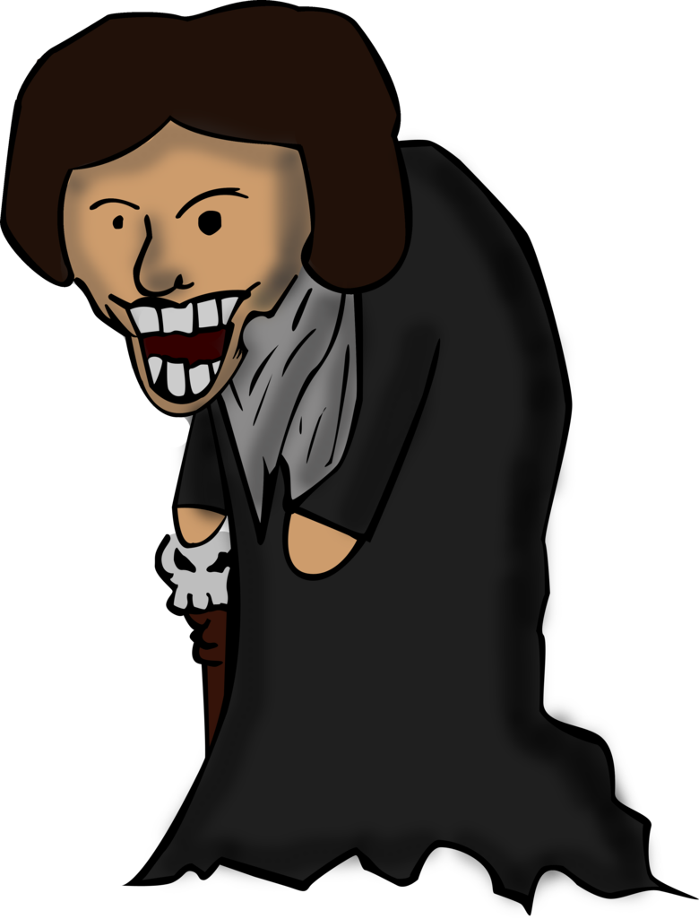 Evil teacher png. The by bakaschwarz on