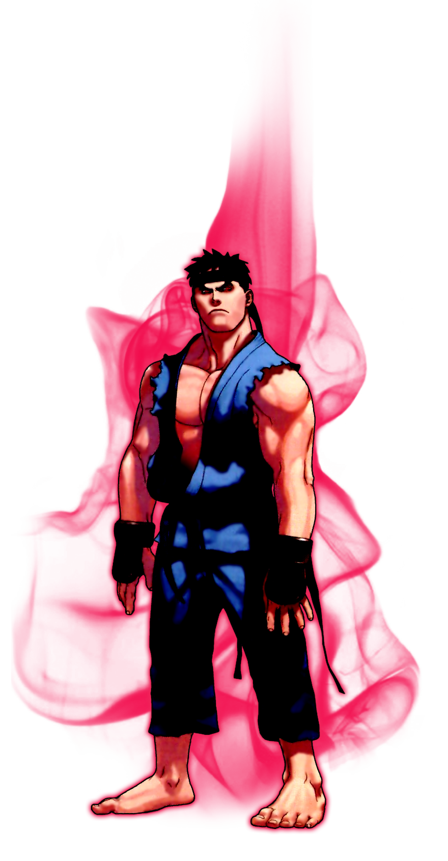 Ryu by renofswagzareth on. Evil transparent clip art free library