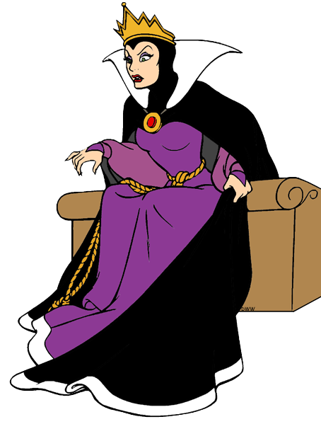 Evil witch png. Image queen throne wickedpedia