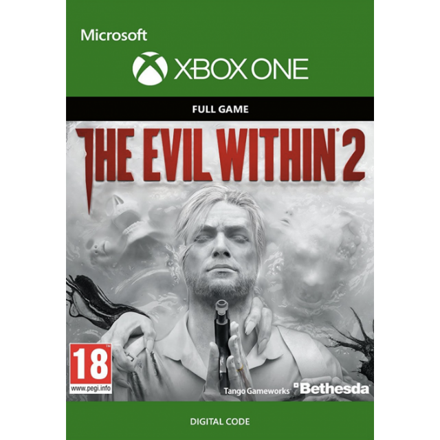 Evil within 2 icon png. The xbox one key