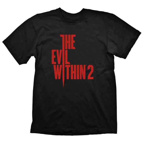 Evil within logo png. The t shirt vertical
