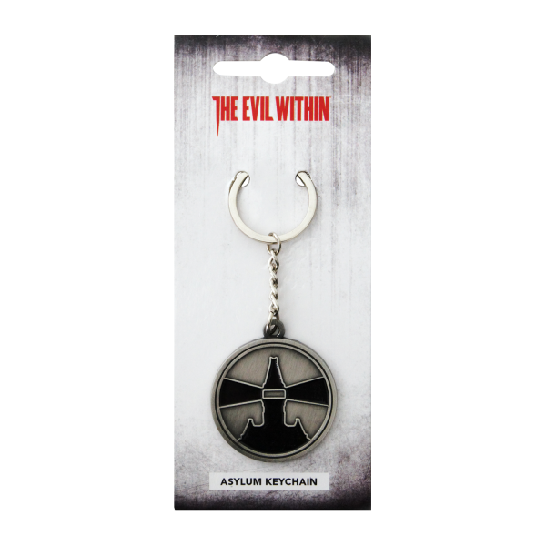 Evil within logo png. The keychain asylum official