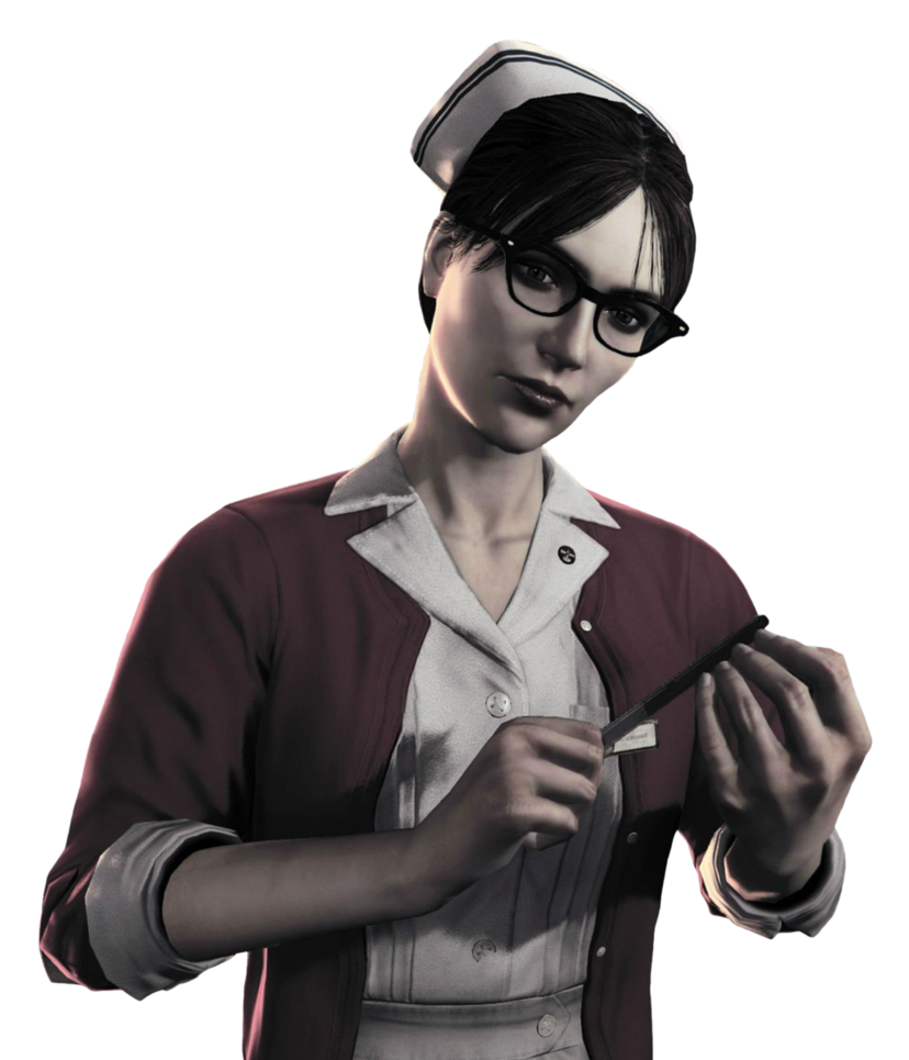 Evil within png. Tatiana gutierrez the by
