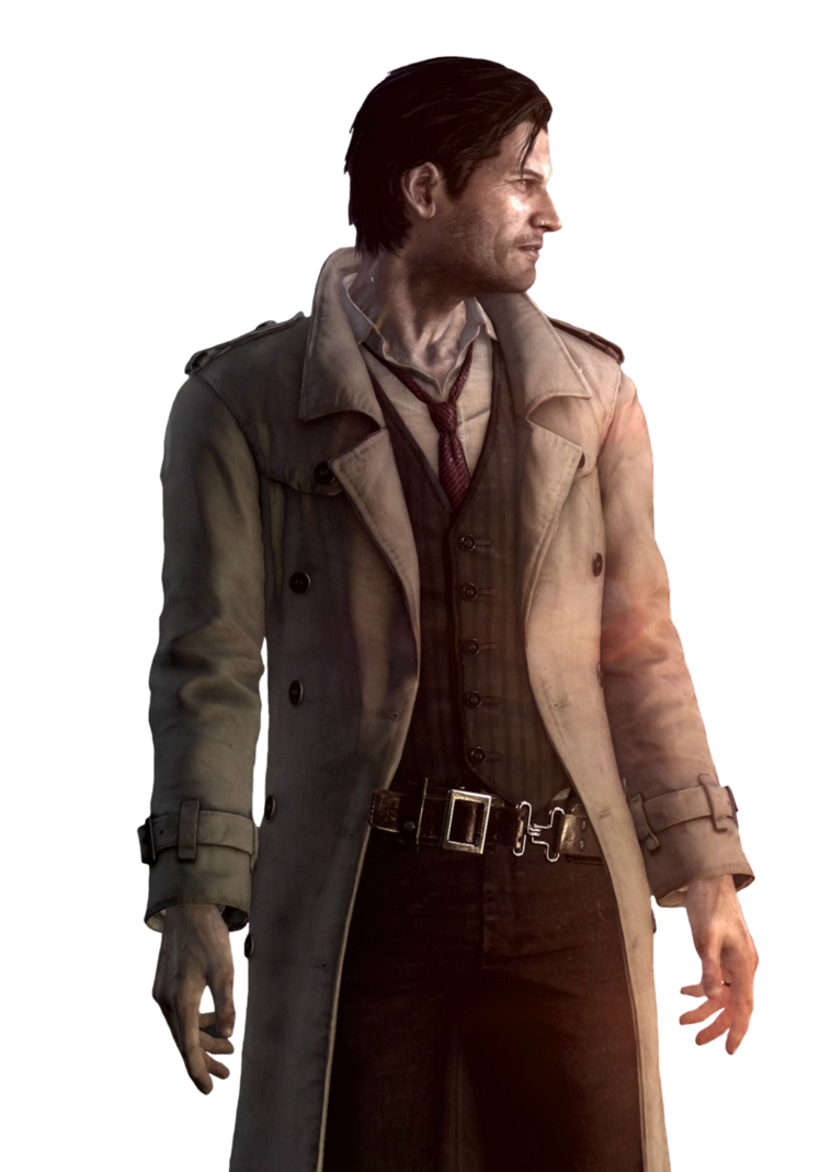 Evil within png. Sebastian castellanos the by