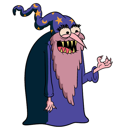 Character transparent evil. Image wizard png uncle