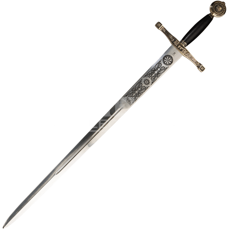 Excalibur drawing realistic. Swords by medieval collectibles