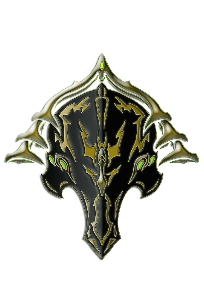 Warframe drawing prime. Volt tribal helmet by