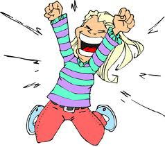 excited clipart