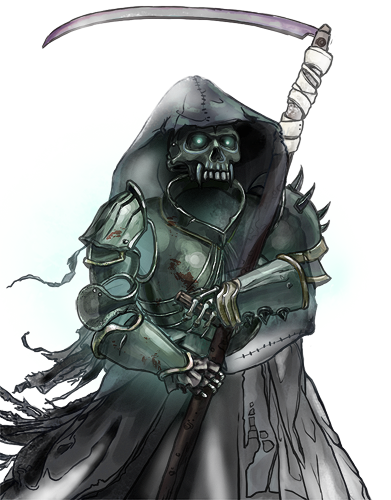 Executioner drawing devil. Image spectre png wesnoth