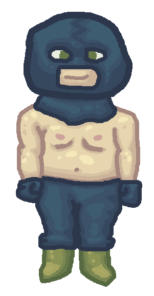 Executioner drawing miner. The medieval entry minecraft