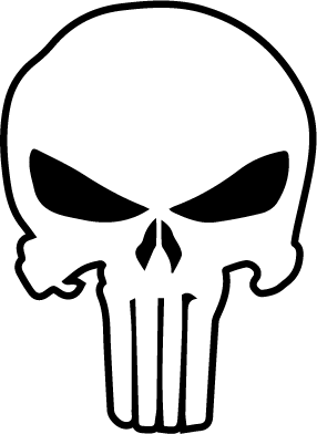American vector punisher. Template google search season