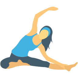 Stretching clipart light exercise. Golf workouts that
