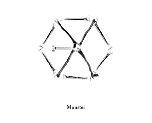 Exo logo png. Share monster by suzykimjaexi