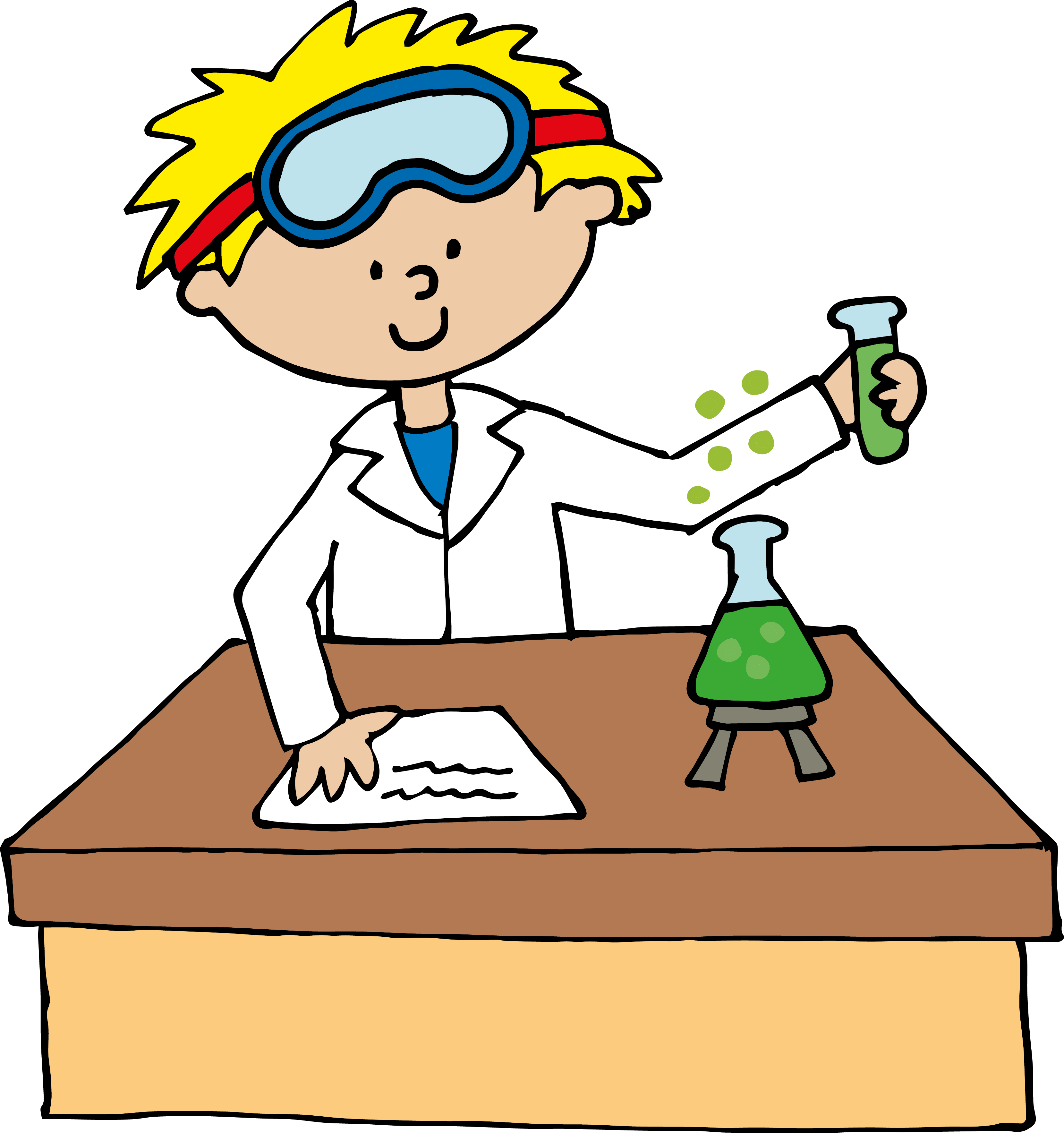 stem clipart science experiment science