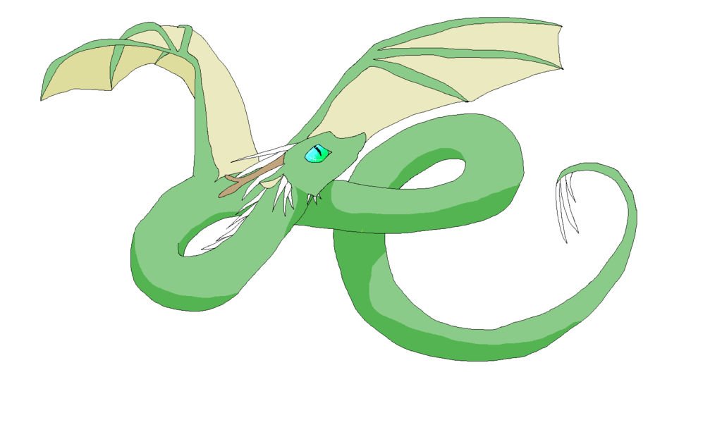 Expert drawing dragon. Snake by starchaeopteryx on