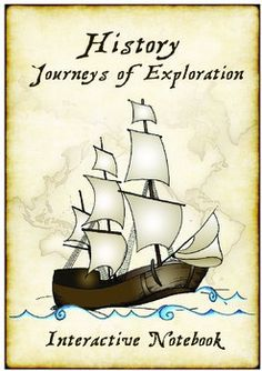 Explorer clipart first fleet ship. The route of colonisation