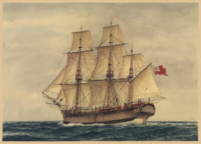 Explorer clipart first fleet ship. On nash williams pioneer