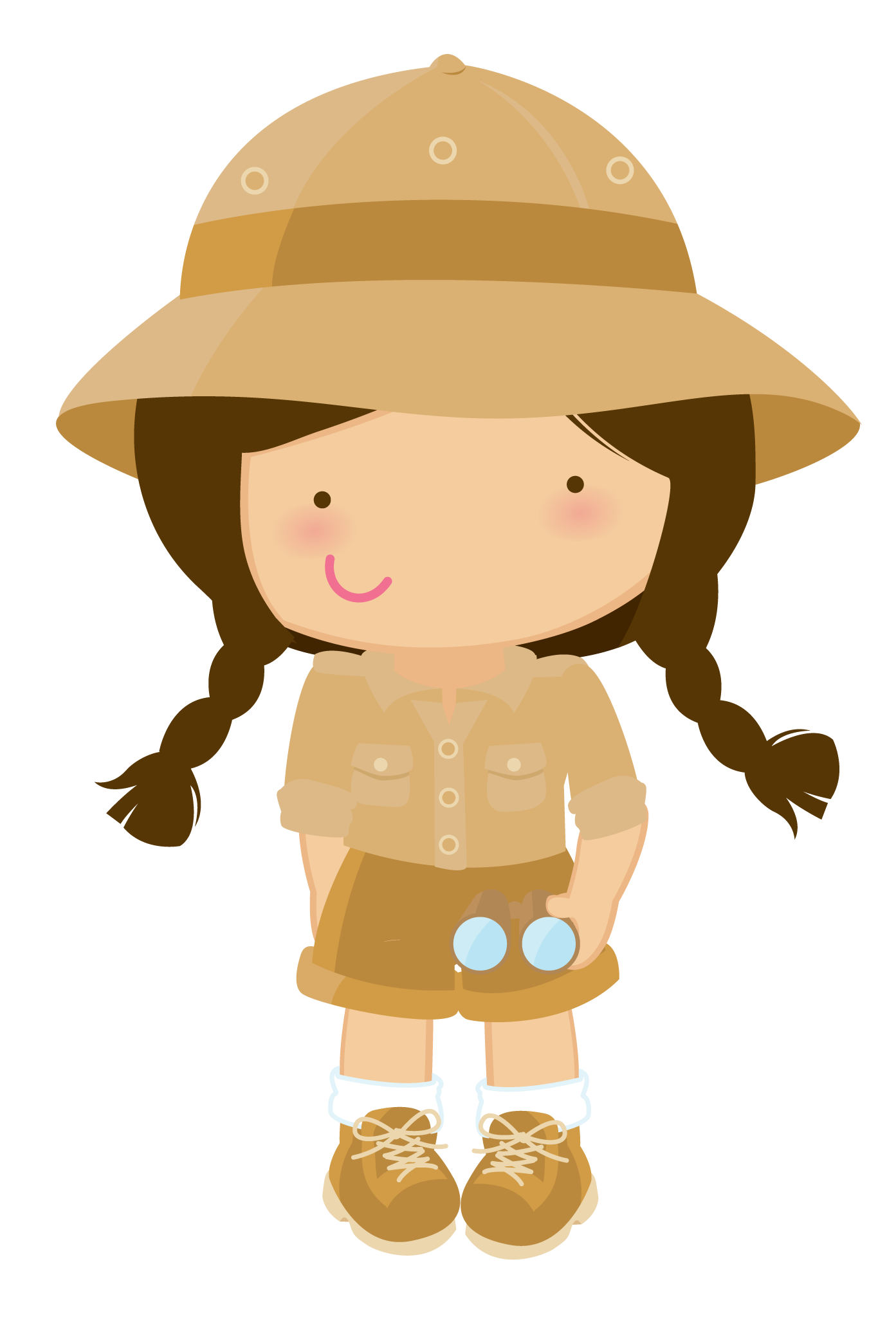 Safari clipart child. Pin by liran s