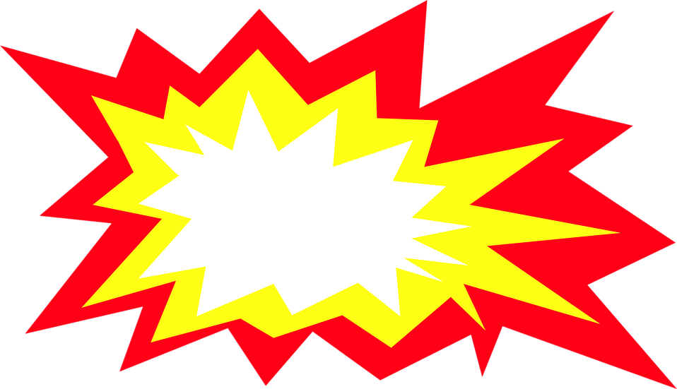 Free explosion cliparts download. Transparent explosions pdf svg library stock