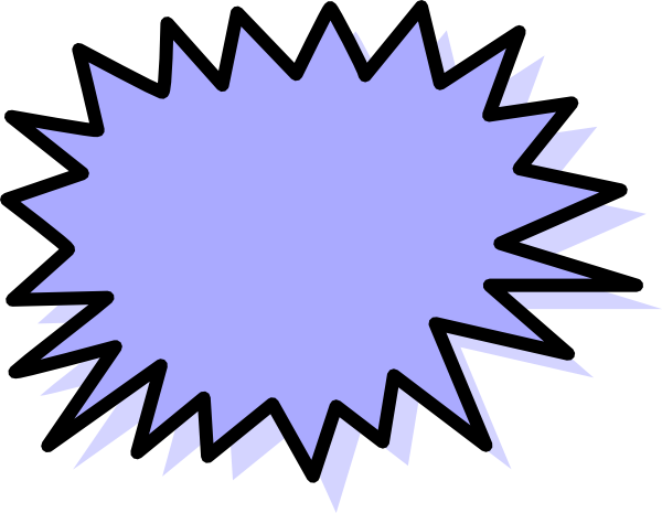 Transparent clipart explosion. Clip art at clker