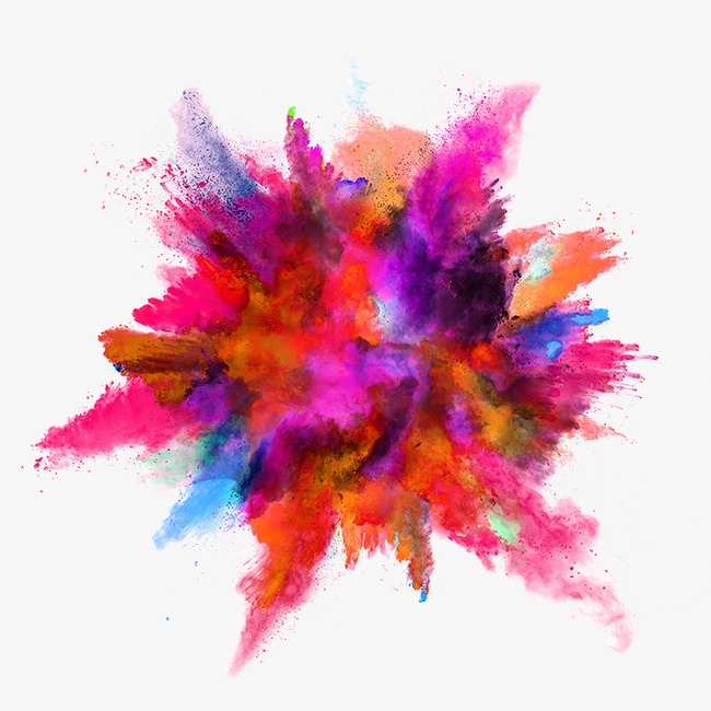 Explosion clipart paint. Dust pictures free download