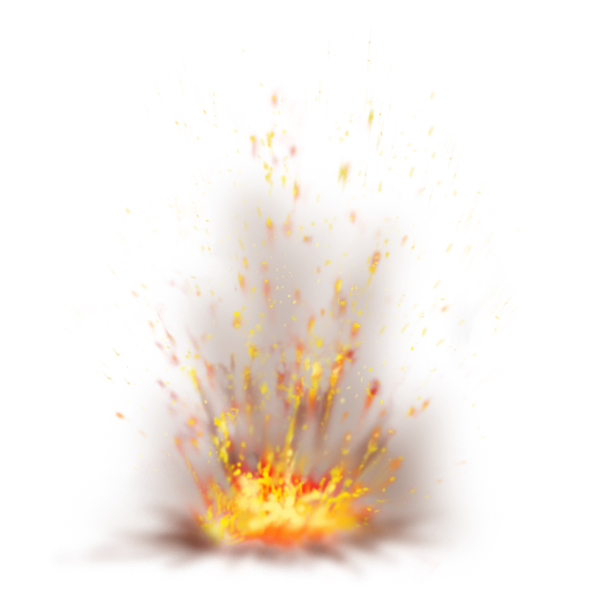 Explosion clipart spark. Gallery recent updates