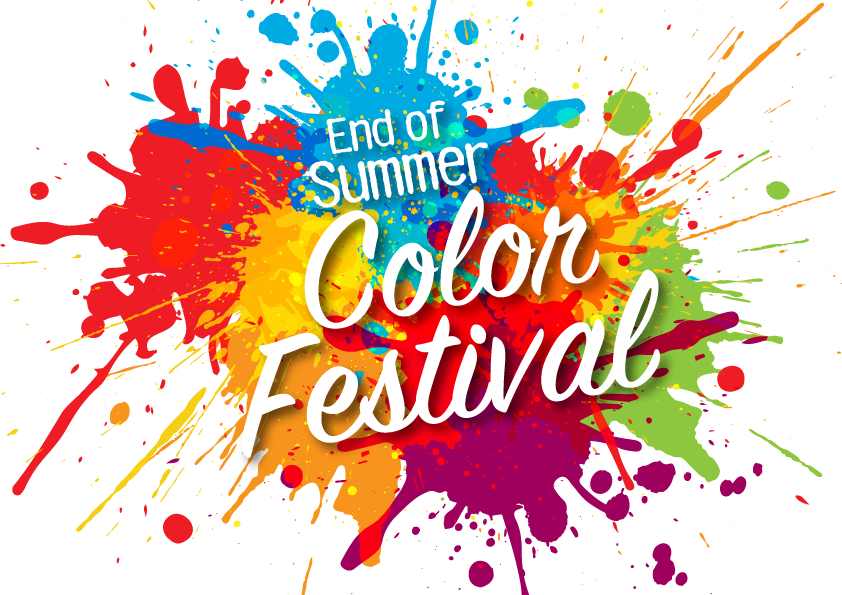 Woodforest to end summer. Explosion of color png clipart library