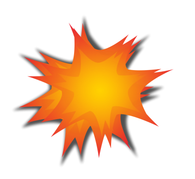 Explosion png. Download free transparent image