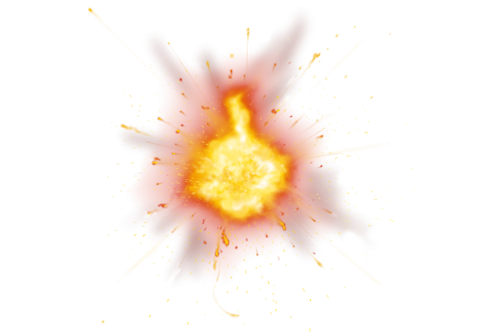 Explosion png. Image purepng free transparent