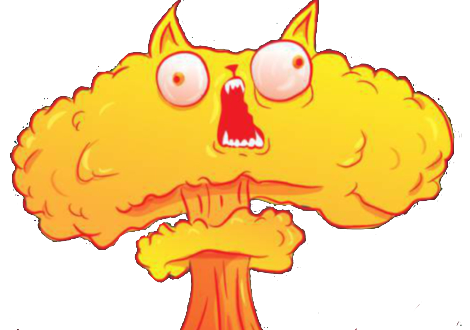 Explosion png cartoon. Kittens exploding right out