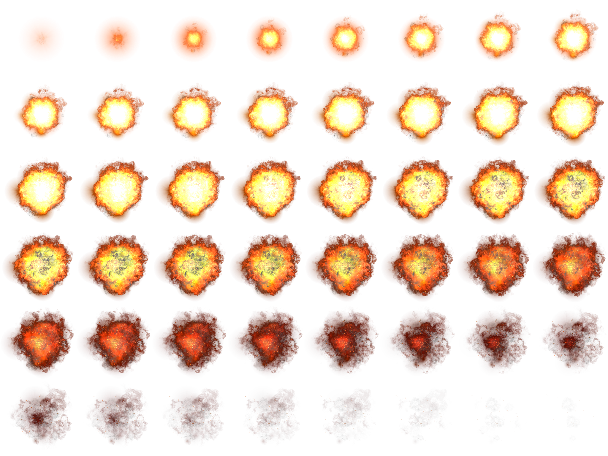 Explosion sprite sheet png. Dgame therefore