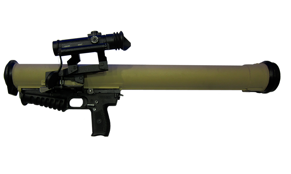 Rpg transparent. Grenade launcher png