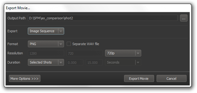 Video to png sequence. Guide exporting compressing your