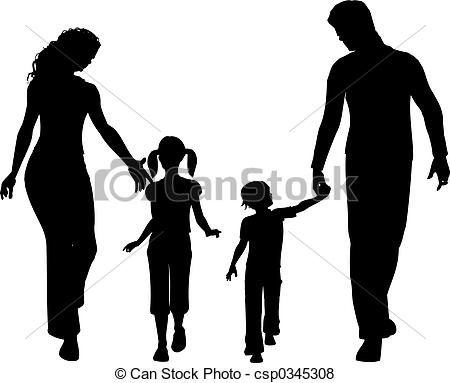 Illustrations and royalty free. Extended clipart black family friend clip stock