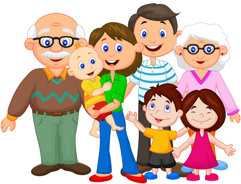 Extended clipart family indian. Png pinterest clip