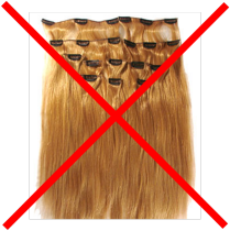Extensiones clip one piece. Extensionwarehouse com only the