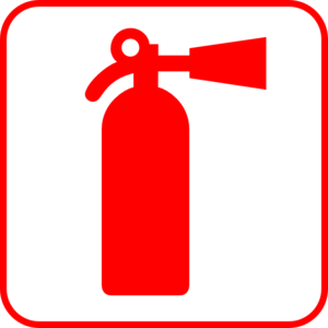 Extinguisher clipart chlorofluorocarbon. Fire clip art at