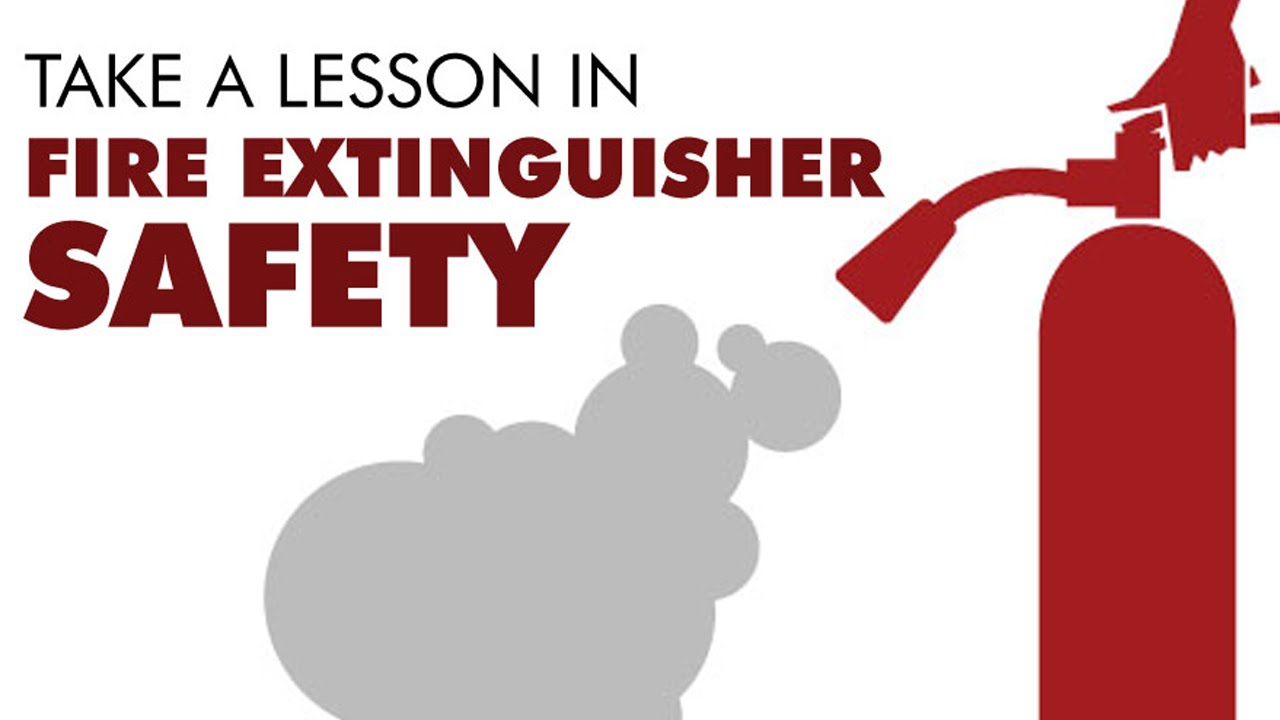 extinguisher clipart fire fighting training