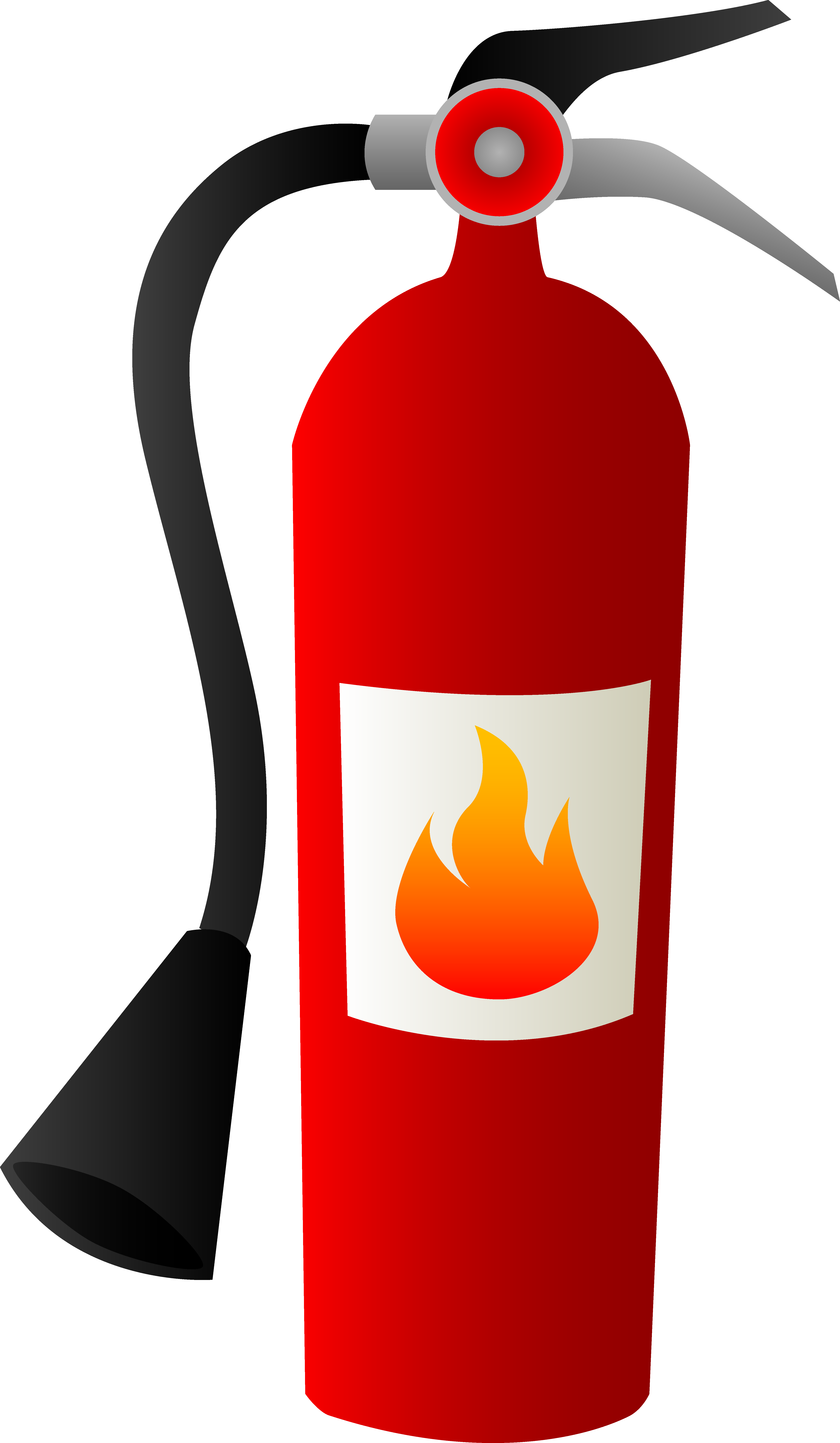 Extinguisher clipart safety item. Free printable fire signs