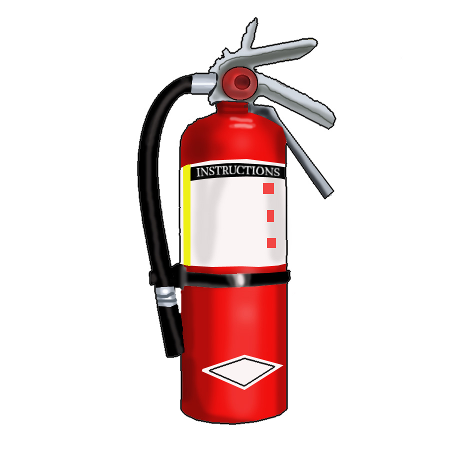 Extinguisher clipart safety kid. Fire education clip art