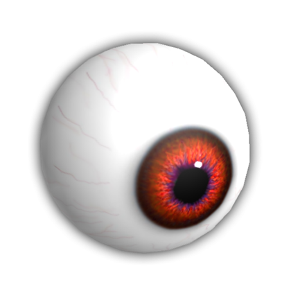 Eyeball png. Image ruby monster islands