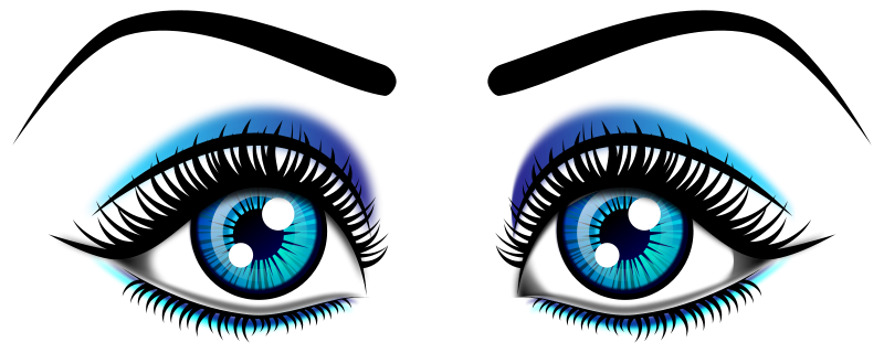 Eye clip beautiful. Art eyes png file