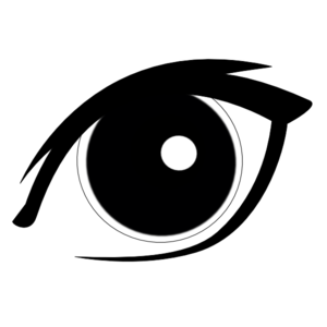 Eye clipart. Clip art at clker