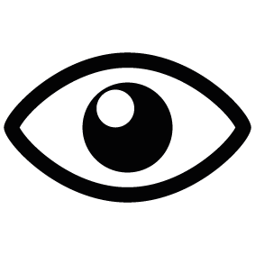 Eye silhouette png. Free cliparts download clip