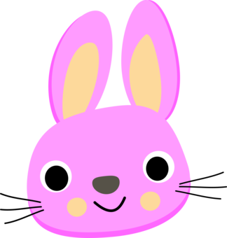 Eye clipart bunny. Rabbit easter hare drawing