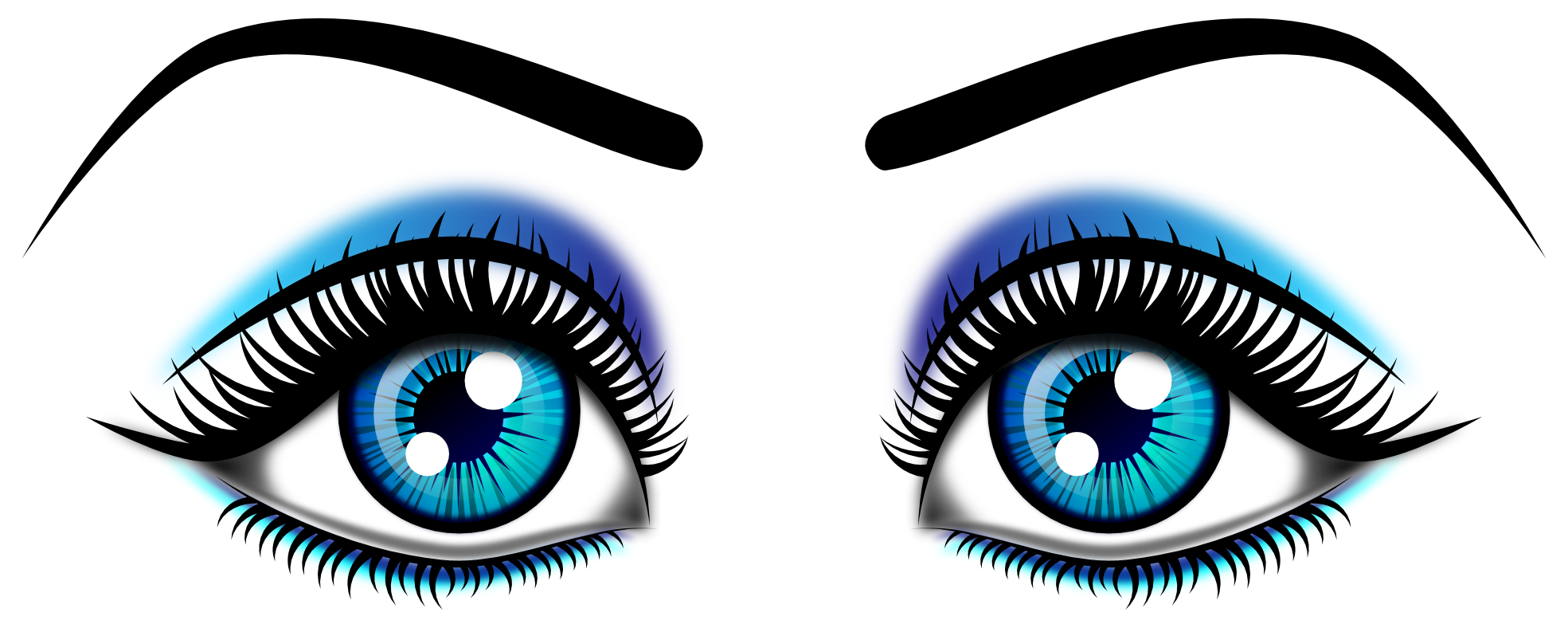 Thirteen isolated stock photo. Transparent eye png svg free
