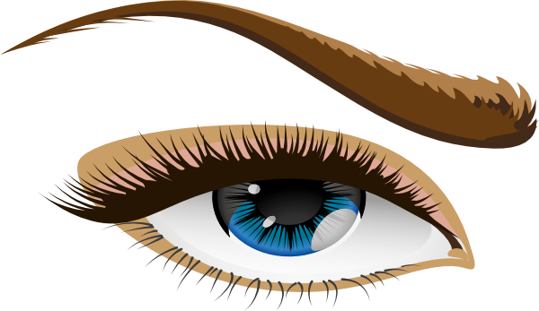 Eye clipart human eye.