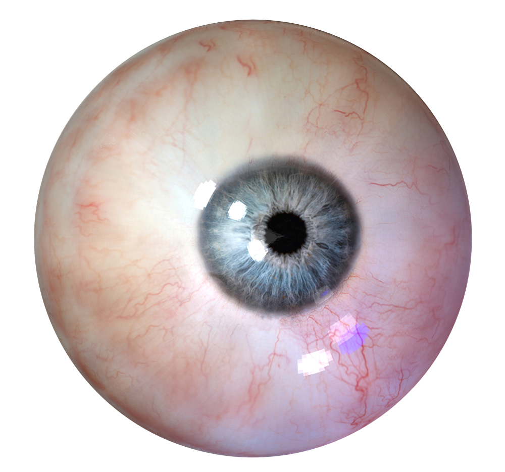 realistic eye png