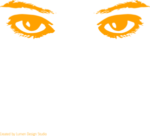 Eye clipart orange. Eyes clip art at
